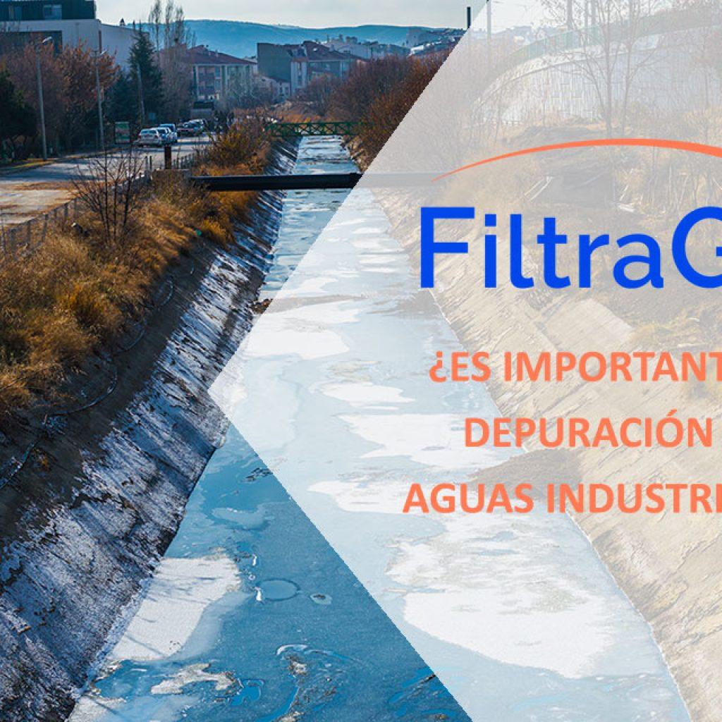 Depuración aguas residuales industriales | Filtragas
